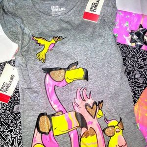 NWT!! Fabulous Flamingo Bundle